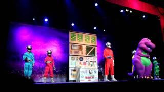 Barney Space Adventure - I am a Little Robot [HD]