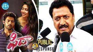 Varun Tej's Fidaa Movie Public Response / Review || Sai Pallavi || Shekar Kammula || Shakti Kanth