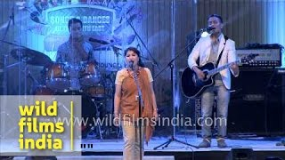 Summer Salt band from Meghalaya sings Khasi song
