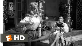 Lolita (1962) - Infatuated by Lolita Scene (3/10)   Movieclips