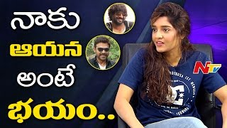 Ritika Singh about Venkatesh & Madhavan || Guru Movie || NTV