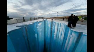 The Crevasse - Making of 3D Street Art