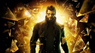 Deus Ex: Human Revolution All Cutscenes (CHOOSE YOUR ENDING) Game Movie 1080p HD