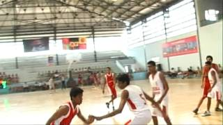 Prudhvishwar reddy-16 year old indian basketball player, is on Dream Road