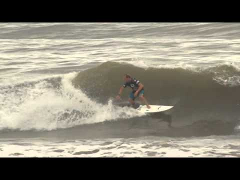 El Salvador World Master Surfing Championship HighLights Surfing Competition Day One