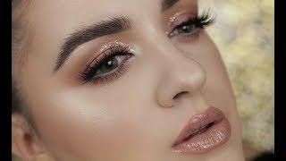 NUDE GLAM makeup tutorial | Vanessa Đurašaj