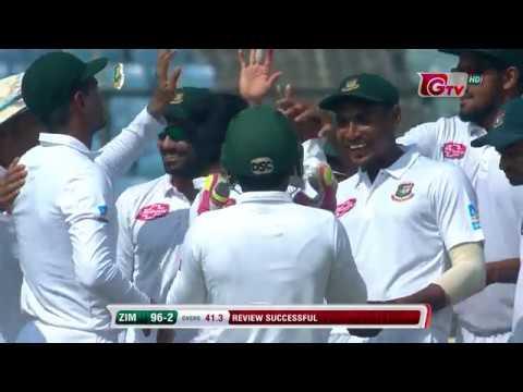 Xxx Mp4 Zimbabwe S All Wickets Against Bangladesh 2nd Test 1st Innings Zimbabwe Tour Of Bangladesh 2018 3gp Sex