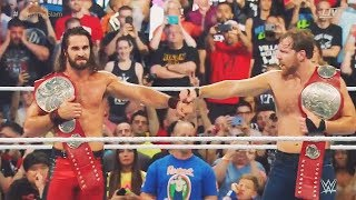 Ambrose & Rollins tribute • Can't Get It Right