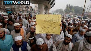 Pakistan's hardliners protest Asia Bibi