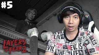 Penampakan Terjadi - Layers Of Fear 2 Indonesia - Part 5