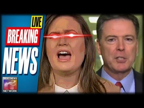 BREAKING: Seconds After Comey Attacks Trump, Sarah Sanders Makes Him REGRET It When She Shreds Him