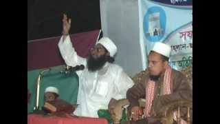 Latest Bangl waz Nastikera Sabdhan! waj of Mufti Mahbubur Rahman Binnuri in Sylhet. Part3.