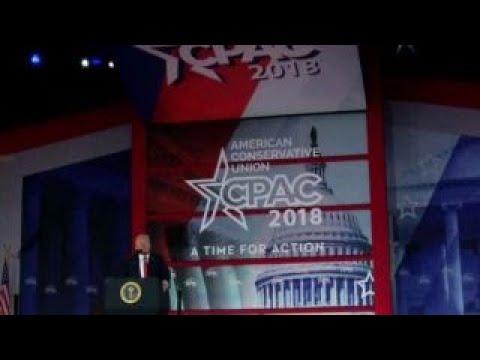 Xxx Mp4 Trump Calls Out CNN For Fake News On Arming Teachers 3gp Sex