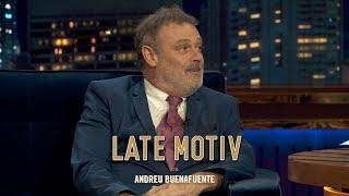 """LATE MOTIV - Pablo Carbonell. """"Nosotros nos hacemos viejos pero nuestra música no""""   #LateMotiv318"""