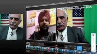 05 December 2014 : INTERVIEW with Punjabi singer Rb Singh