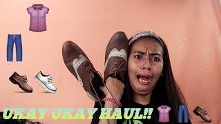 UKAY UKAY HAUL!!! || PHILIPPINES ||