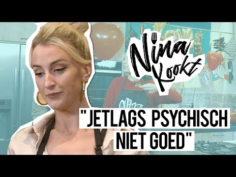 Xxx Mp4 NINA WARINK QUEEN Of JET LAGS Over Haar GEWICHT Nina Kookt CONCENTRATE VELVET 3gp Sex
