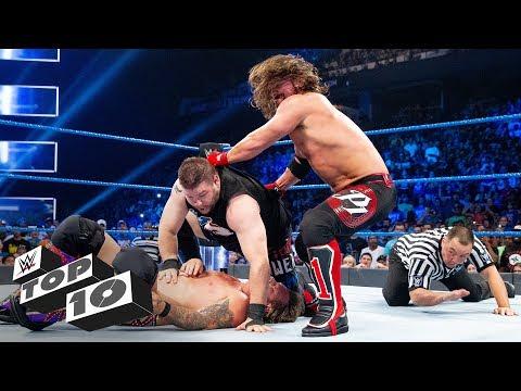 Xxx Mp4 Stolen Pinfall Victories WWE Top 10 April 30 2018 3gp Sex