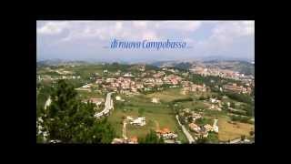 Ferrazzano (Cb) ed il suo Borgo in Pietra, Mercoledì 10-07-2013