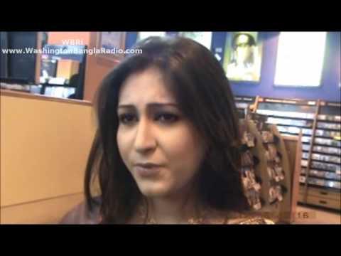Bangla Movie KENO MON TAKE CHAYE (2012) Actress Oindrila (Interview)