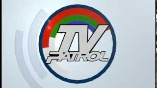 TV Patrol animated in blender Test