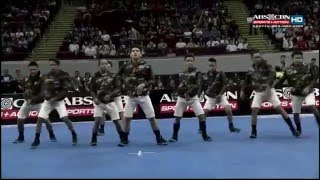 NCAA Season 91 Cheerleading Competition Opening - Junior New System