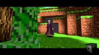 Creeper vs Voldemort