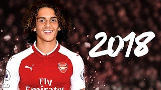 Matteo Guendouzi 2018 - Welcome to Arsenal | ● Wonderkid - Amazing Skills/Tackles/Assists