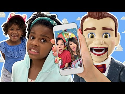 """Toy Story 4 Benson the Dummy Takes """"Back To School"""" Supplies"""