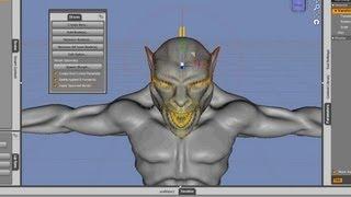 How to make Morphs in DazStudio