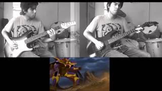Dragon ball Z - El Poder Nuestro Es (Heavy Metal)!!!