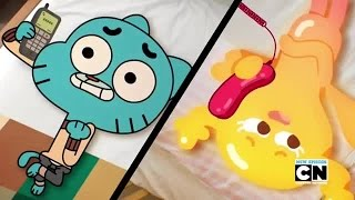 The Amazing World of Gumball S3E34   The spoiler