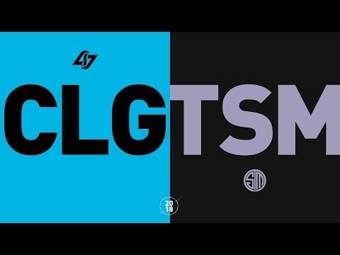 Xxx Mp4 CLG Vs TSM NA LCS Week 8 Match Highlights Summer 2018 3gp Sex