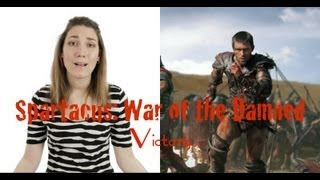 Spartacus War Of The Damned Season 3 Episode 10 Review