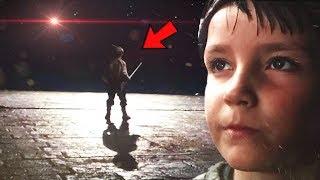 La Verdadera Identidad del Niño del Final de Star Wars Episodio 8 Los últimos Jedi