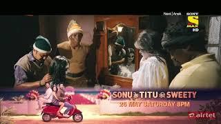 Sonu Ke Titu Ki Sweety   Side Cut Promo   Sony Max