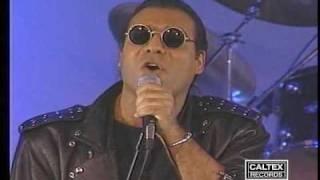 Andy - Bigharar (on Tanin stage) | اندی - بیقرار