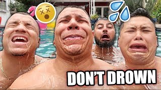 IMPOSSIBLE TRY NOT TO DROWN CHALLENGE *DON
