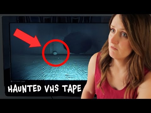 Xxx Mp4 VHS Tape Reveals Ghosts Caught On Camera Are Scary Videos Like This Really Haunted 3gp Sex