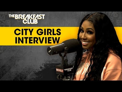 Yung Miami Of City Girls On Miami Come up Linking With Drake Team Cardi B More