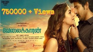 Velaikkaran (2017)-Official First Look Teaser-Trailer | Sivakarthikeyan ,Mohan Raja,Nayanthara,Sneha
