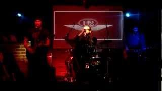 U2 Desire Revival Band, A Club, Live 26.1.2013