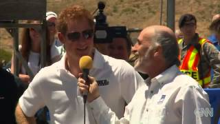 Prince Harry, Missy Franklin open Warrior Games  USA Today