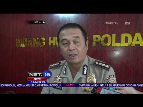 Polisi Buru Pengunggah Muatan Pornografi Firza Husein - NET16