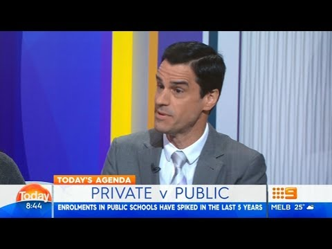 Xxx Mp4 Private Vs Public Schooling Mark McCrindle On The Today Show 3gp Sex