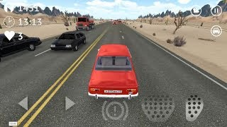 Driving Zone Russia / Car Traffic Racer Games / Android Gameplay Video FHD #2