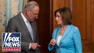 The border bill has caused a rift between Pelosi and Schumer: WaPo report