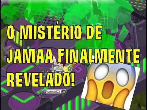 O MISTÉRIO DE JAMAA FINALMENTE REVELADO ANIMAL JAM