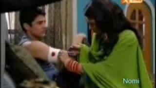 kashish bandage sujal's wound