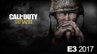 E3 2017: In Call of Duty: WWII's campaign, you're not a super soldier